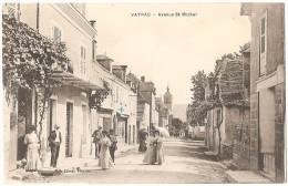 Dépt 46 - VAYRAC - Avenue Saint-Michel - Vayrac