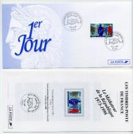 Carton 1er Jour + Feuillet 05-02-1998 - Médiateur De La République - FDC
