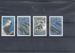 140017292  TUVALU   YVERT  Nº  563/6  **/MNH - Tuvalu