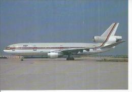 N° 83 - KEY AIR - DC-10-10 - PARIS ORLY ( Photo :  Bernard KERGAL ) - 1946-....: Moderne
