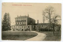Saint Etienne Du Bois Château Du Châtelet - Altri Comuni