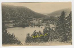 {48015} 88 Vosges Le Lac De Longemer Vers Xonrupt - Xonrupt Longemer