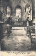 LES LEVES ET THOUMEYRAGUES - 33 - Intérieur De L'Eglise - Le Maitre Autel - INTROUVABLE Sur Le Site - ENCH - - Altri Comuni