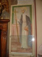 S.ta CATERINA Da Siena - Antico Affresco - Convento Di SABBIONCELLO - SARTIRANA - MERATE Lecco - Fotografia - Religión & Esoterismo
