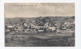 GRUSS AUS COLBERG - TAMPON MILITAIRE ALLEMAND DU CAMP D´OFFICIERS EN 1917- Un Soldat Du 23e D´infanterie - Bad Colberg-Heldberg