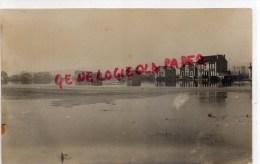 78 - CONFLANS SAINTE HONORINE - CARTE PHOTO G. COSSON -  INONDATIONS 1924- - Conflans Saint Honorine