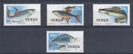 140018586  VENDA  YVERT  Nº  159/62  **/MNH - Venda