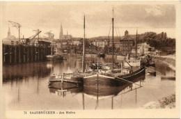 Am Hafen - Saarbruecken