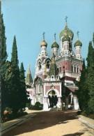 014E/ 06 Nice Cathédrale Orthodoxe Russe - Monumenten, Gebouwen