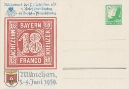 DR Privat-Ganzsache Minr. PP142 C45/01 Postfrisch - Deutschland