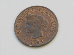 1 Centime  Cérès 1893 **** EN ACHAT IMMEDIAT **** - A. 1 Centime