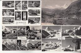 Zermatt, Matterhorn / Cervin, Gornergrat - Lot De 31 Cartes Postale - Cartes Postales