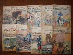 "Guerre 14-18. Collection ""Patrie"": 60 num�ros."