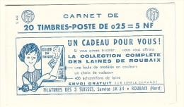 Couverture De Carnet VIDE - état Impeccable - Série 4.60 - Advertising
