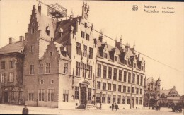 Mechelen Malines La Poste Postbureel - Malines