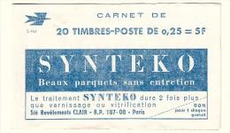 Couverture De Carnet VIDE - état Impeccable - Série 9.63 - Advertising