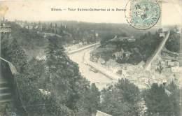 22 - DINAN - Tour Sainte-Catherine Et La Rance - Dinan