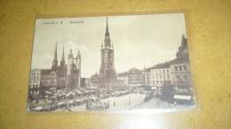 Halle A S. Marktplatz - Halle (Saale)