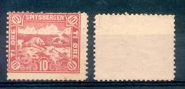 Norway Local Issues For Spitsbergen, 1905 NORUEGA NORVEGE - Emissioni Locali