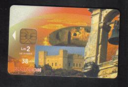 MALTA  - RARE USED PHONECARD - Malta