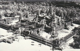 ANGKOR VAT UNE VUE AERIENNE - Cambogia