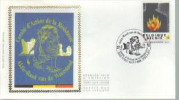 FDC SOIE / COB 2444 / LA RESISTANCE - FDC