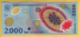 ROUMANIE - Billet De 2000 Lei. 1999.  Pick: 111. Billet En Polymère. NEUF - Rumania