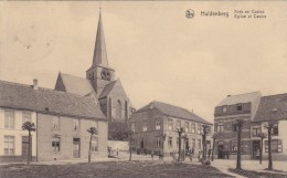 Huldenberg - Kerk En Casino - Huldenberg