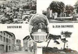 Réf : C-15-1322  :   SAINT JEAN SOLEYMIEUX - Saint Jean Soleymieux