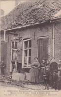 Poperinge - Bombardement - Huis Duhameeuw - Bruggestraat - Poperinge