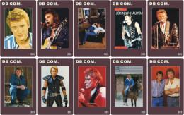 JOHNNY HALLYDAY Music Cards   JLJ5 - Musik