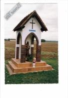 21 - MONTOT - Côte D´Or - La Chapelle Route De Brazey En Plaine - REINE DE LA PAIX - - Autres Communes