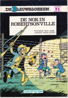 Blauwbloezen, De Nor In Robertsonville Nr 6 - 1st Druk - Blauwbloezen, De