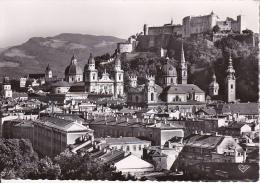 AK Salzburg - Altstadt, Blick Von Der Humbold-Terrasse (11296) - Salzburg Stadt
