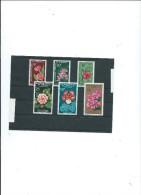 Cameroun.-Fleurs-Poste Aérienne. - Cameroun (1960-...)