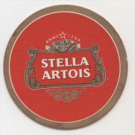 Stella Artois. Anno 1366. Chez Moi C'est Près De Ma Stella. Mijn Thuis Is Waar M'n Stella  Staat. Home Is Where My ... - Sous-bocks