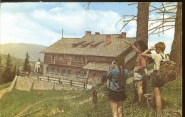"Postcard, Romania, Ceahlau Mountain, Cottage ""7-th Novemver"" - Romania"