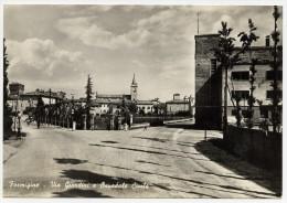 Formigine (Modena). Via Giardini E Ospedale Civile. - Modena