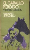 """""""EL CABALLO PERDIDO"""" DE FELISBERTO HERNANDEZ- EDIT. CALICANTO- AÑO 1976- PAG.230- USADO- GECKO. - Culture"""