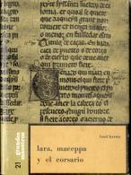 """COLEC. GRANDES MAESTROS Nº 21: """"LARA,MACEPPA Y EL CORSARIO"""" DE LORD BYRON- AÑO 1969- EDIT.AURA- PAG.125 -GECKO. - Culture"""