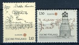 1979 - EUROPA CEPT - FINLANDIA - FINLAND - SUOMI - Mi. Catg. 842/843 -  MNH - (V16012015.....) - Nuovi