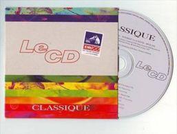 Cd - Le Cd Classique EMI - Pochette Cartonnée Souple - Bon Etat - Klassik