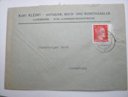1942, Firmenbrief - Besetzungen