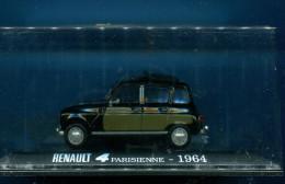 Renault 4 - R4 - 4L -  Parisienne 1964 - Unclassified