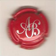 CAPSULE MUSELET CHAMPAGNE PIERRY A.BAGNOST CHOUILLY  (GRIS SUR ROUGE= - Champagne