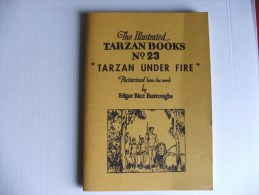 Tarzan Under Fire William Juhré  House Of Greystoke 1968 Bandes Journalières V1/V84 - Collections