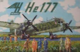 LUFTWAFFE WW2 BOMBARDIERE HEINKEL HE 177 PRIMO VOLO 19 NOVEMBRE 1939 - 1939-1945: 2nd War