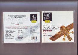 Cd - : Placido Domingo / Portrait - Domingo - Les 100 Classiques - Religion & Gospel
