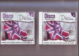 Cd - : 2 Cd Volumes 1 Et 2 Le Meilleur Du Disco : 13 + 17 Titres / Duo Line - Disco, Pop