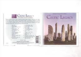 Celtic Legacy - A Global Celtic Journey - Cd 16 Titres - World Music